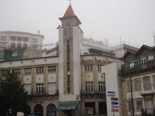 O espectáculo teve lugar no Teatro Municipal da Covilhã
