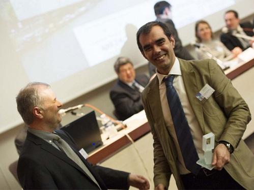 Pedro Gaspar foi um dos investigadores distinguidos no estrangeiro